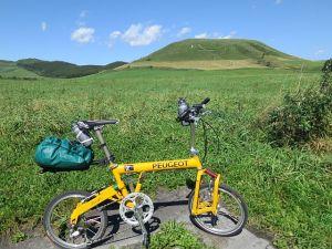 養老牛のモアン山