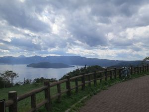藻琴山駐車展望台