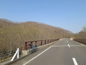 直別橋から