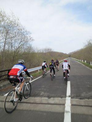 サイクリングという名の練習会