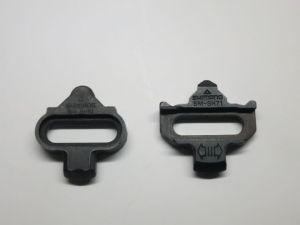 左がMTB用(SH51)、右がロード用(SH71)