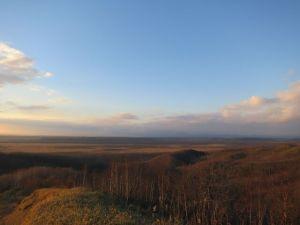晩秋の釧路湿原2