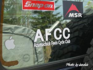 AFCCステッカー