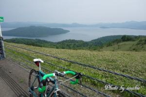 美幌峠から