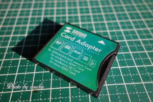 CF変換アダプター