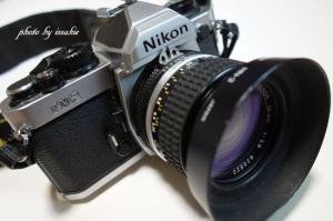 Nikon New FM2 (後期型)+28mm f/2.8