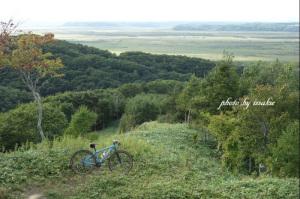 昨日の釧路湿原