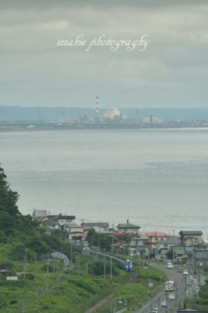 岬の森東山公園からの眺め