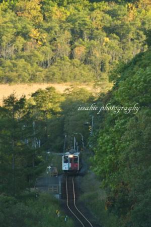 地球探索鉄道ランピング列車