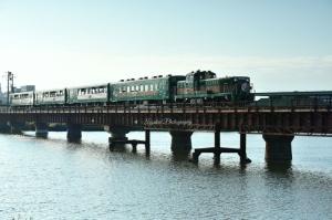 釧路の鉄橋