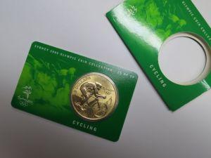 Sydney 2000 Olinpic Coin