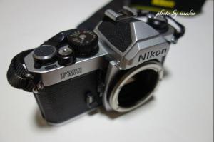Nikon New FM2 (後期型)